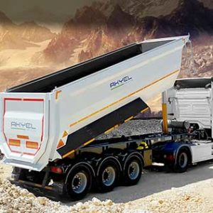 TIPPER DUMP SEMI-TRAILERS